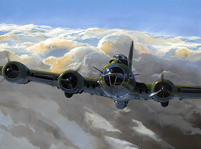 TOUGH & READY THE MEMPHIS BELLE By Rich Thistle