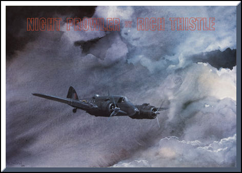 406 Night Prowler - Poster