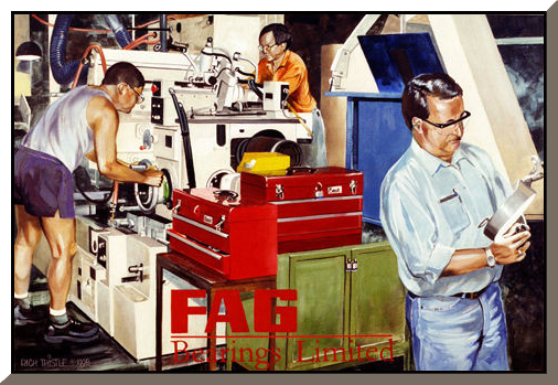 FAG Bearings Ltd.